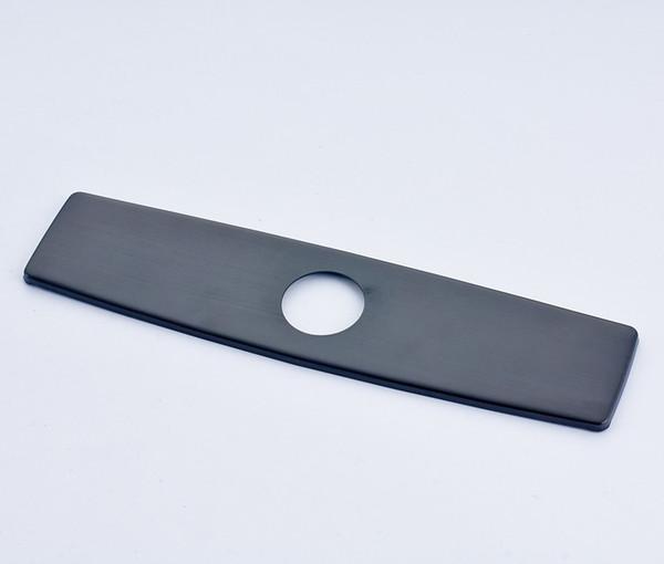 Черный бронзовый квадрат