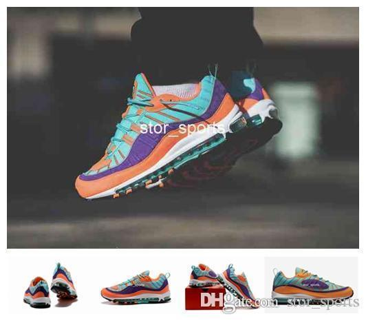 Cone New QS Running Shoes For Men & Women, Fashion Tour Yellow Hyper Grape s Vibrant Trainers Sport Sneakers Eur 36-46