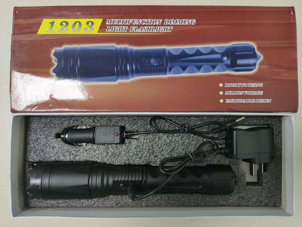 1203 TYPE FLASHLIGHT