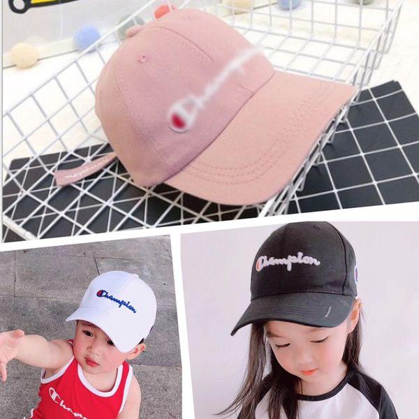 New Toddler Baby Boys Girls Hat Kids Peaked Baseball Hat Sports Snapback Cap US