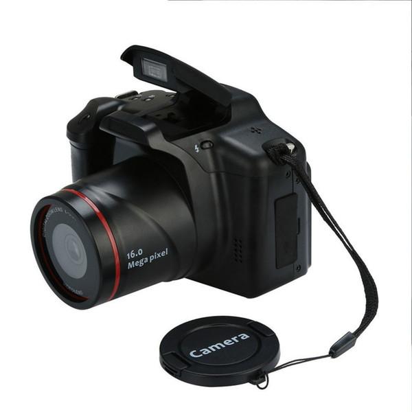 Videocámara HD 1080P Videocámara digital portátil 16X Zoom digital de videocámaras profesional