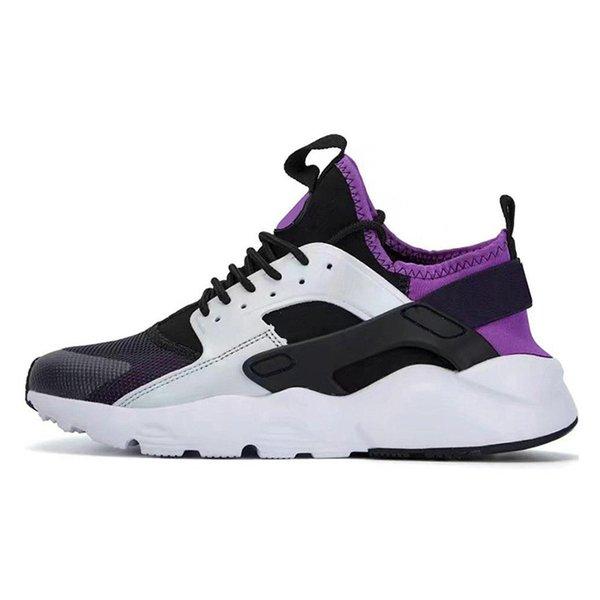 #12 4.0 White Purple 36-45