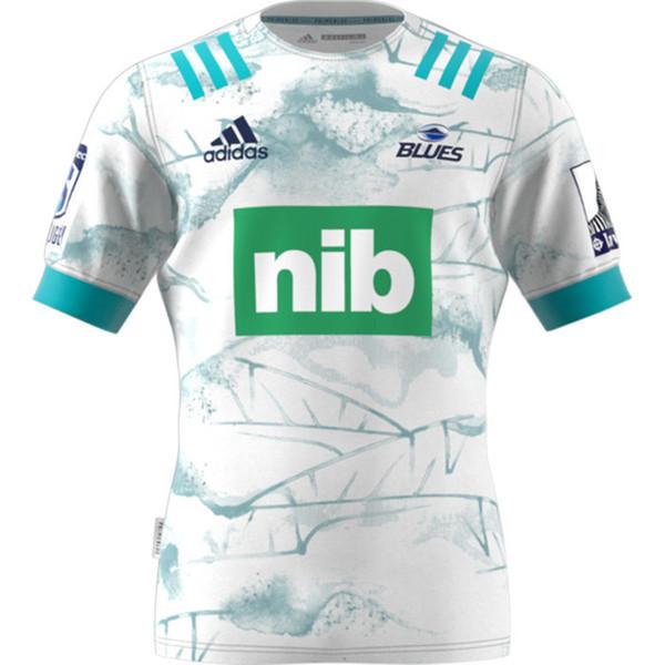 top popular 2020 New Zealand Super Rugby Jerseys Highlanders home jersey League shirt BLUES PRIMEBLUE SUPER RUGBY AWAY JERSEY rugby Jersey 2020