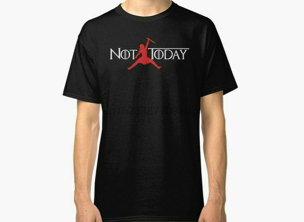 New NOT TODAY (Air Arya) Mens T-Shirt size S-2XL