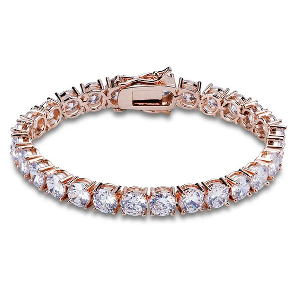 6mm 8inch Rose Gold