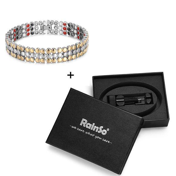 bracelet avec la boîte