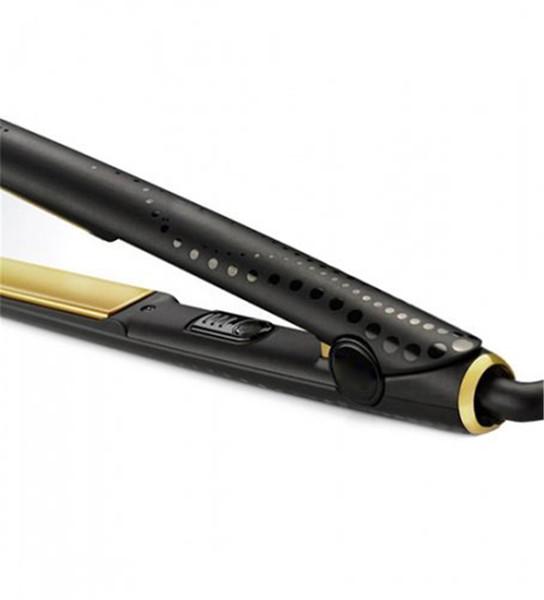 Famous V Gold Max Hair Straightener Classic Profesional alisador rápido para el cabello Hierro Herramienta para el peinado del cabello plancha plana