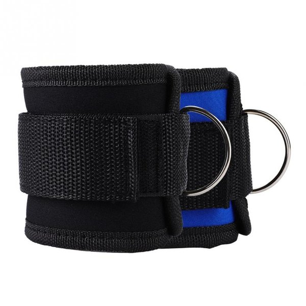 Sports Safety Ankle Strap Nylon Universal Wrist Ankle Support Belt Fitness Gym Leg Strength Training Weight-bearing Power Strap #119189
