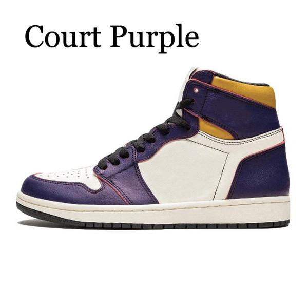 Court Purple 40-46