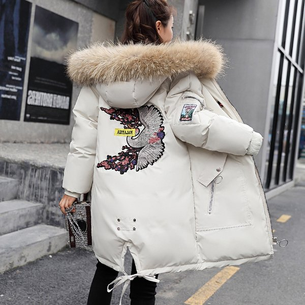 Großhandel 2018 Neue Muster Baumwolle Gefütterte Kleidung Mädchen