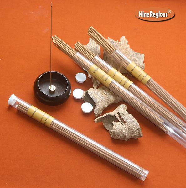 09/2019 New 10g 50sticks Real Nha Trang Vietnam oud incense sticks agarwood natural aromatic Aloeswood home fragrance perfumes