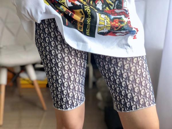 Pantaloni corti di sicurezza Pantaloncini donna sotto la gonna Pantaloncini corti femminili Intimo seamless traspirante Pantaloni a vita media