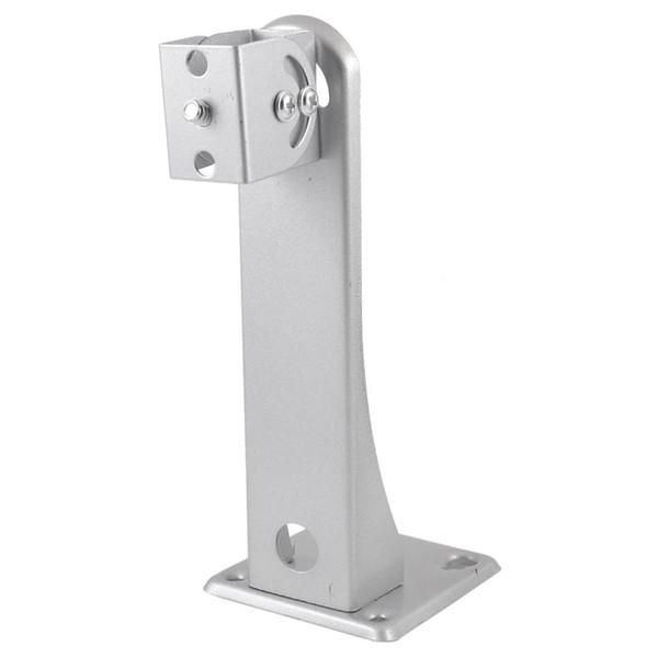 Staffa del supporto per montaggio a soffitto a parete in metallo di diametro 6,5 cm per telecamera CCTV