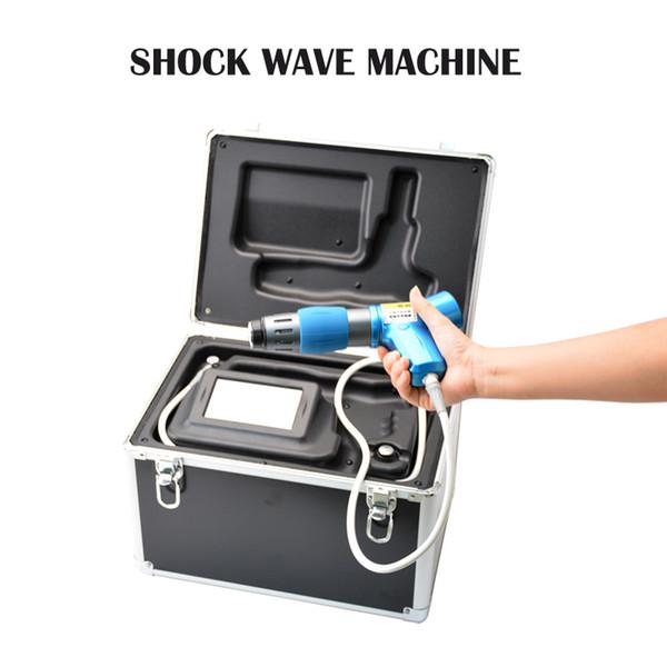 Podría tratar la DE Sistema eficaz de terapia del dolor físico Onda de choque acústica Máquina de onda de choque extracorpórea para el alivio del dolor