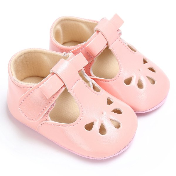 유아 아기 소녀 캐주얼 샌들, 중공업 Bowknot 신발 유아 고무 유일한 첫 번째 신발 산책