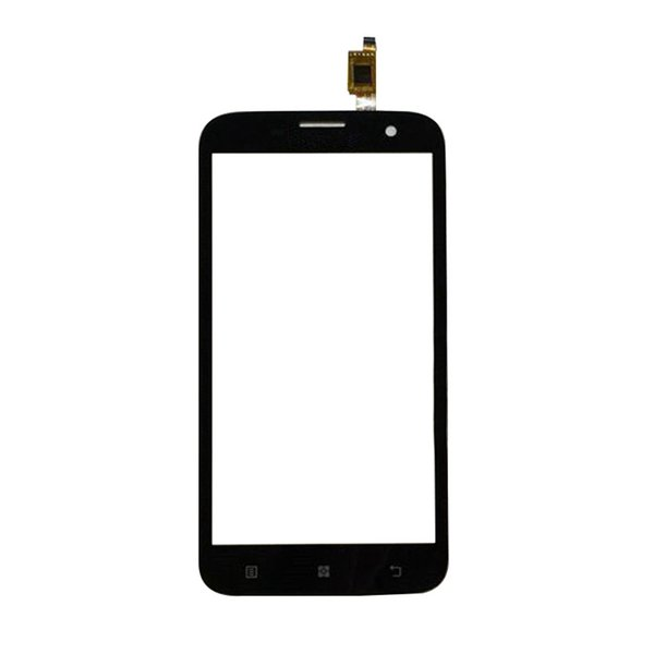 SZMUGUA Glass Lens Panel Black White Digitizer Sensor For Lenovo A859 A 859 Touch Screen + Free Tool