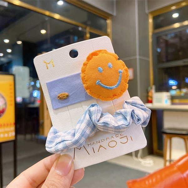 Orange visage souriant (avec carte)