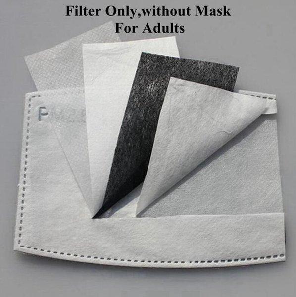 Filter Nur, keine Maske