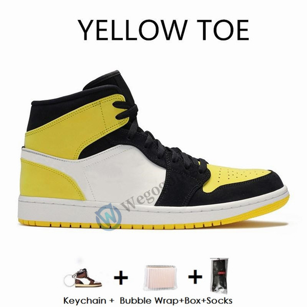 30-Yellow Toe