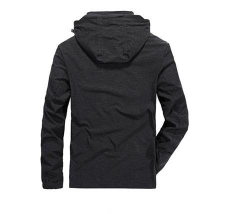Herbst-Fall-Winter-Frauen der Männer Art und Weise Outwear Jakcets Sport Jacken-Patchwork Top Windjacken beiläufige Windjacke L-5XL B100112Q