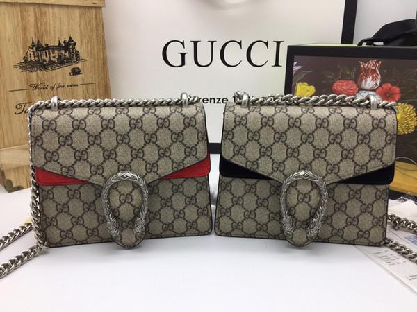 melhor qualidade saco clássico mulheres de couro reais da correia das mulheres bolsa de couro genuíno couro real dos homens mensagem mochila 421.970 20-15.5-5