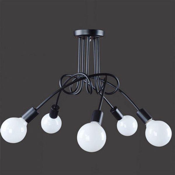 American Europe country tree branch vintage retro LED pendant light lamp buck deer horn antler modern ceiling hanging lamp light