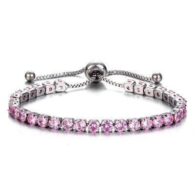 Pink Silvery