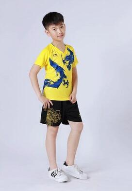 child yellow set
