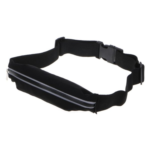Multi-function Running And Cycling Anti-theft Waterproof Waist Bag Phone Cash Pocket Unisex Waist Pack