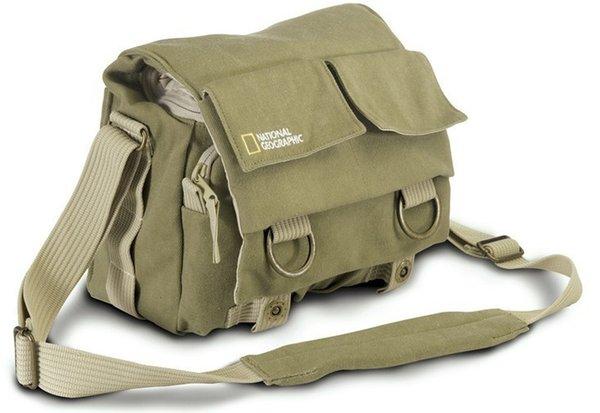 New Ng2345 Professional Dslr Canvas Camera Bag/case Travel Photo Bag Single Shoulder Shoulder Bag For Canon For Nikon For Sony
