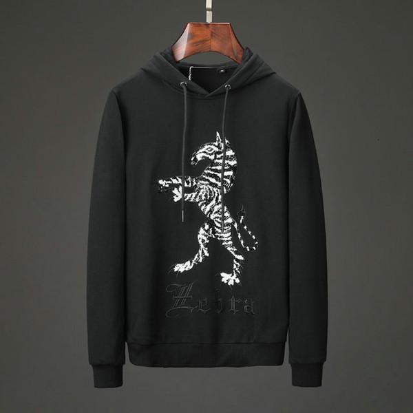 2019 осень и зима мужской свитер с капюшоном pengda 169200076969