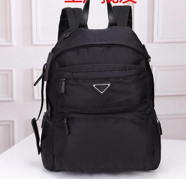 2019 notebook back pack fashion back pack waterproof shoulder bag handbag presbyopic package messenger bag parachute fabric designer