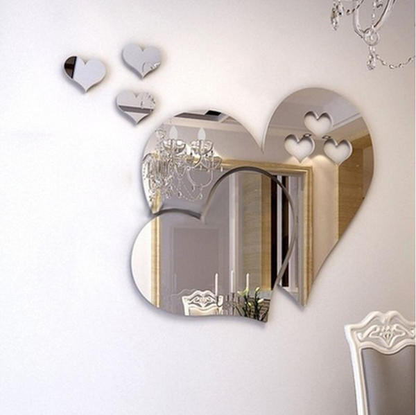 3D Wall Sticker Decal Home Room Art Mural Decor Removable For Bedroom Living Room Home Decor