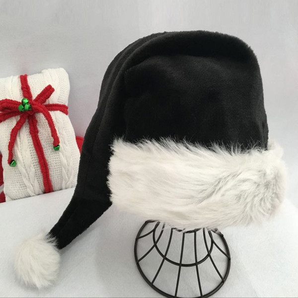 Adult Kids Santa Hat Christmas Cap Costume Xmas Party Wear Costume Claus