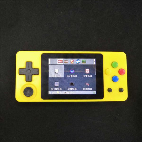 2019 Jeu LDK nouvelle version 2.6 pouces écran Mini portable Console de jeux Nostalgique enfants Retro jeu Mini Famille TV Consoles vidéo