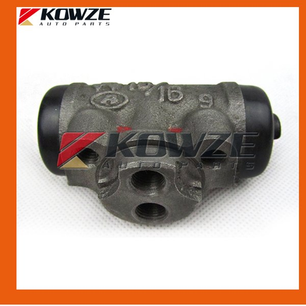 left and right rear brake cylinder assy for mitsubishi pajero montero ii 2nd l200 mb500738 mb500739