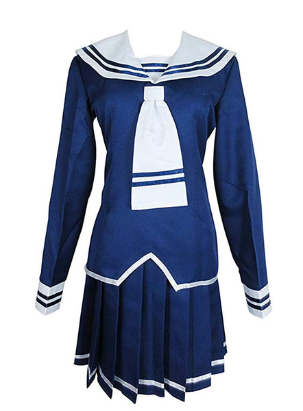 Cesta de frutas Honda Tooru Blue uniforme escolar vestido traje Cosplay