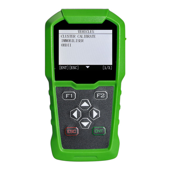 OBDSTAR H111 Opel Key Programmer & Cluster Calibration via OBD H111 Key Programmer Extracting PINCDOE from BCM automatically
