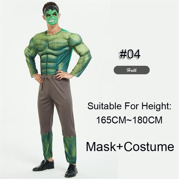 #04 Hulk