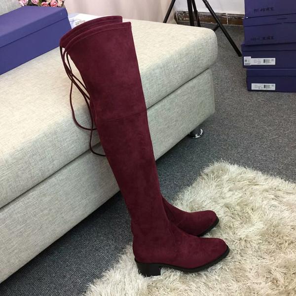 delle 2019 nuove donne l'Australia Classic inginocchiarsi stivali Stivaletti Nero Grigio Navy castagno blu la ragazza delle donne stivali xf19082003