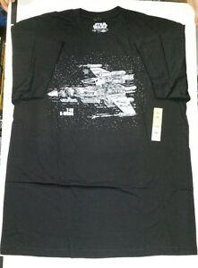 Harajuku Rainbow X-Wing Kämpfer BlaHarajuku Lizenziertes Herren T-Shirt Größe L NWT