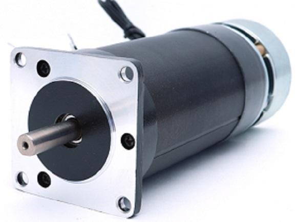 57BLF01 24v 38W 3000RPM 0,12 Nm motore brushless DC ad alta velocità con sencor per sala