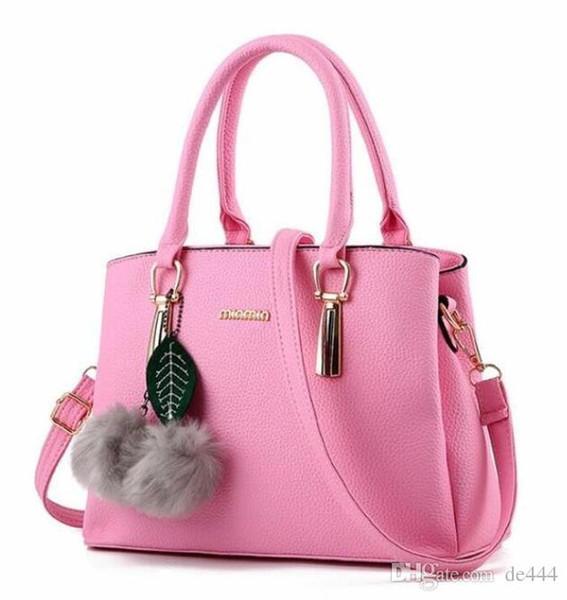 Couro Genuíno Saco de Grande Capacidade Bolsas Top Handles 2019 marca designer de moda sacos de luxo Autêntico top qualidade bolsa de embreagem da cintura