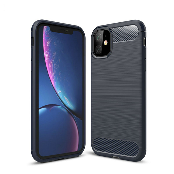 top popular Carbon Fiber Case For iPhone 11 12 Pro Mini X Xr Xs Max 6 6S 7 8 Plus Phone Cover For Samsung S20 Ultra S10 S10e S9 Plus S8 Note 20 10 9 8 2021