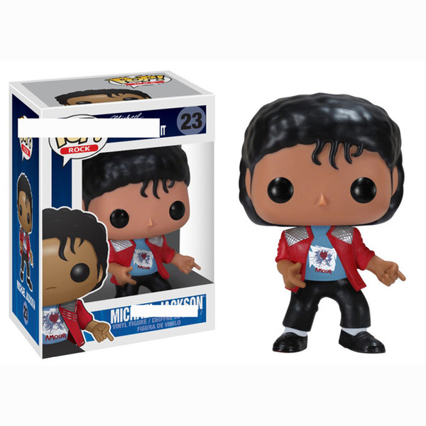 New arrival Funko Pop Billie Jean Military Vinyl Action Figure With Box Gift for kids toy
