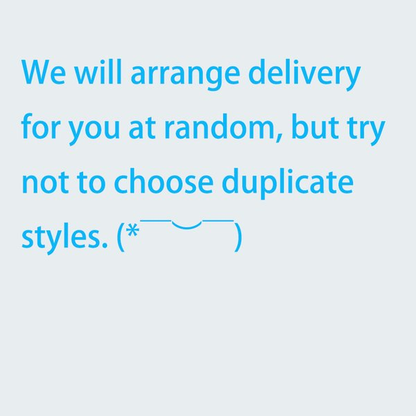 Random Delivery