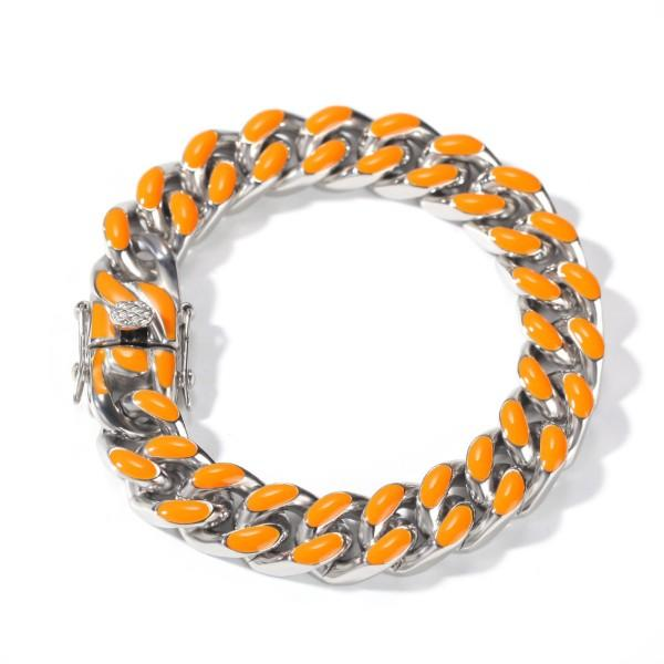 Sliver Orange 8inch
