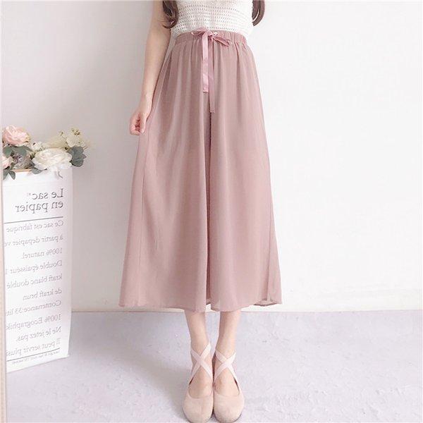 Pantalones de color rosa SOLAMENTE