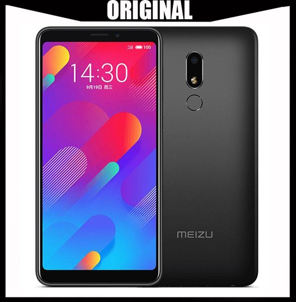 Ursprünglicher Meizu V8 4G LTE 3 / 4GB 32 / 64GB MTK6739 Quad Core Handy 5,7 Zoll HD IPS-Bildschirm Dual-SIM-Handy