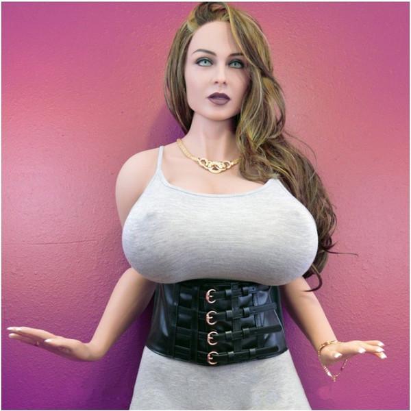 170cm poupées de vrai sexe pour homme adulte Europe sexy lady dolts amour poupée gros cul gros seins